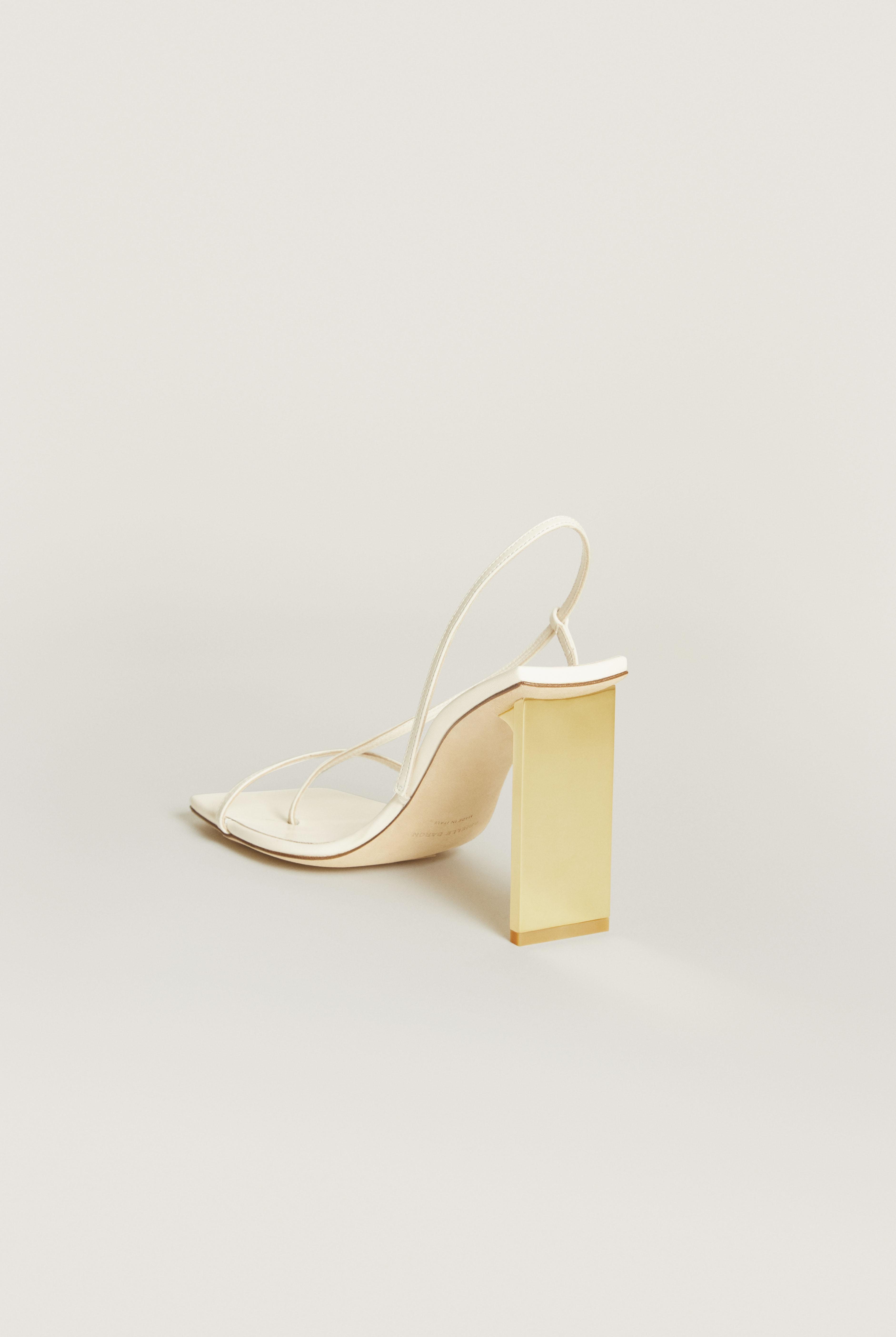 Arielle Baron shoes.