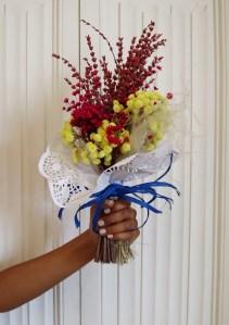 A bouquet from Debeaulieu