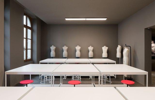 The Istituto Marangoni Firenze fashion school.