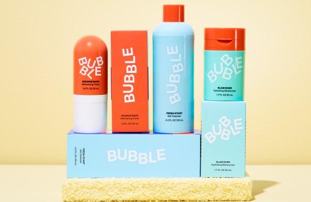 Bubble, Skin Care for the Gen Z Set, Goes Into Walmart.jpg