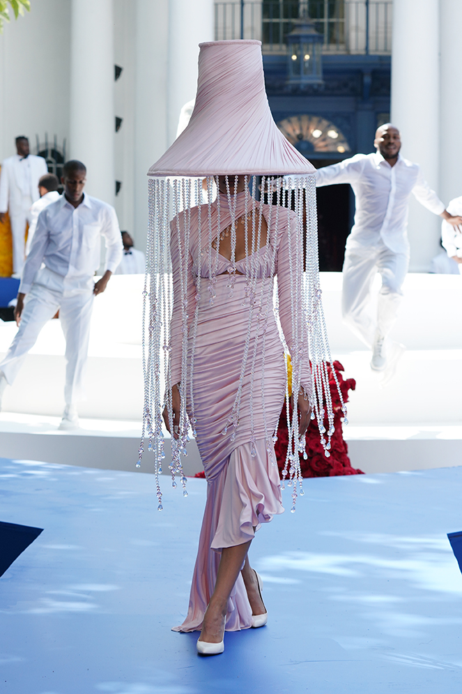 Pyer Moss Couture Fall 2021