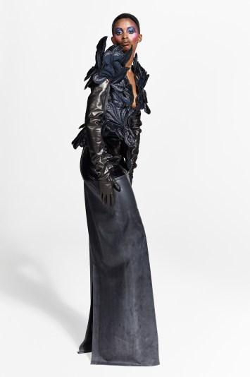 RVDK Ronald Van Der Kemp Couture Fall 2021