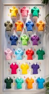 Ralph Lauren opens new store in Ginza, Tokyo.