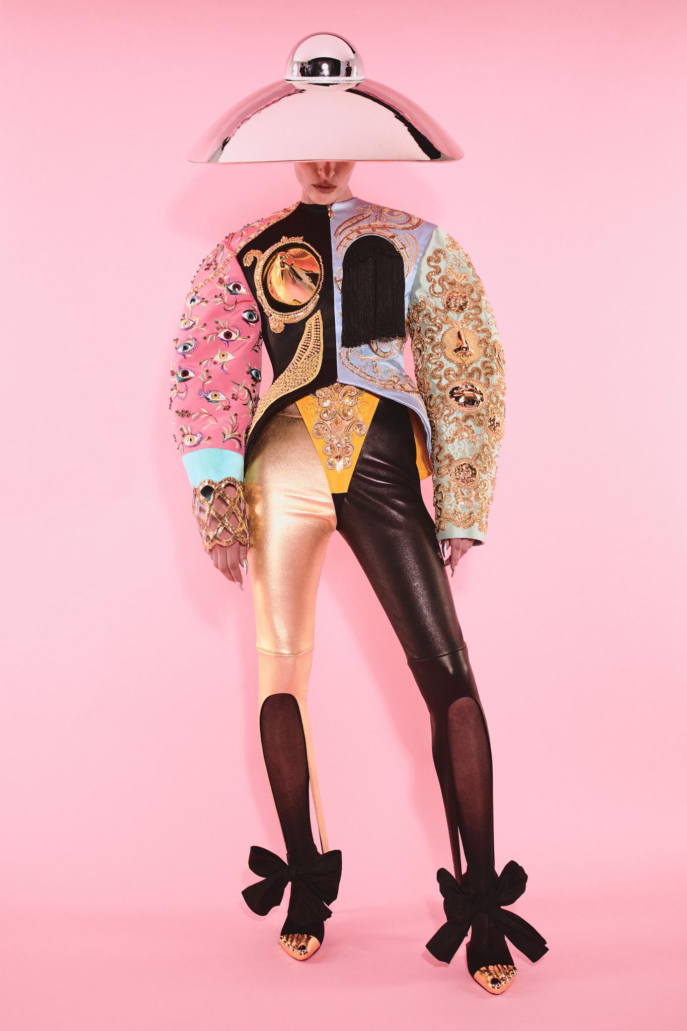 Schiaparelli Couture Fall 2021