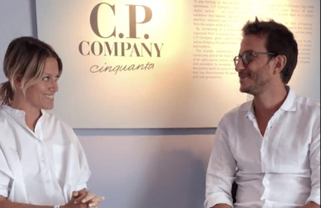 C.P. Company's President Lorenzo Osti Discusses