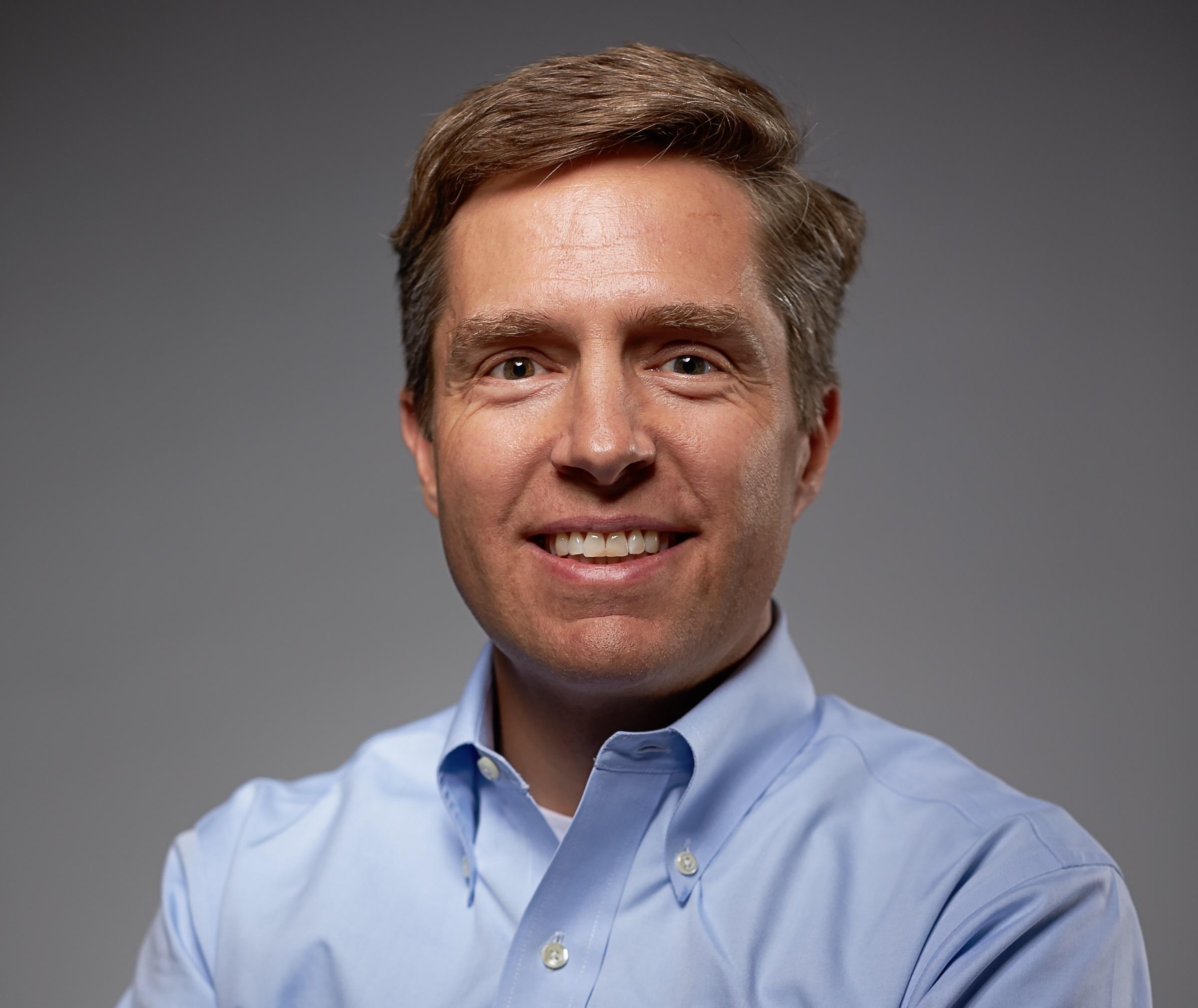 Blue Nile CEO Sean Kell.