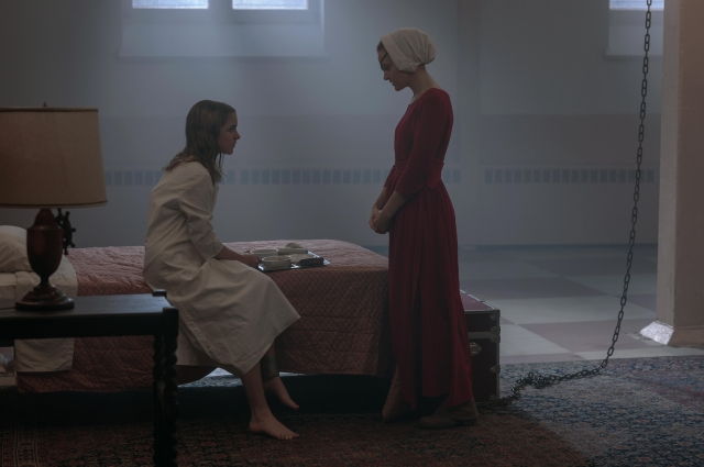"""A still from """"The Handmaid's Tale."""""""