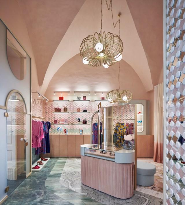 Palazzo Avino's The Pink Closet