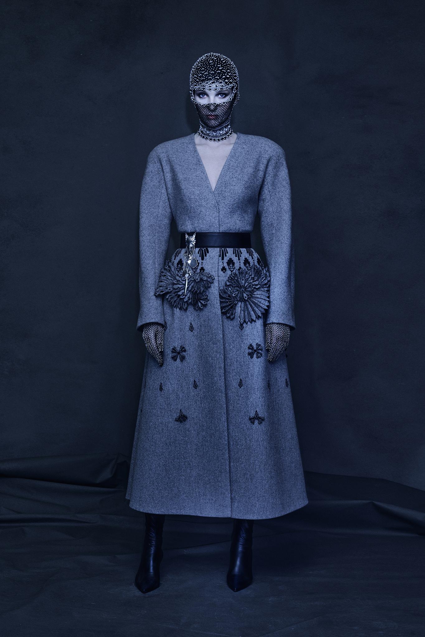 Ulyana Sergeenko Couture Fall 2021