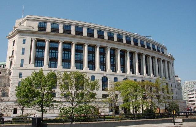 Unilever's London headquarters.