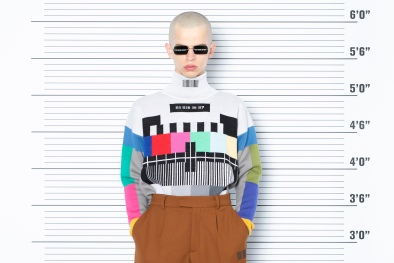 A look from the Vtmnts spring 2022 collection.