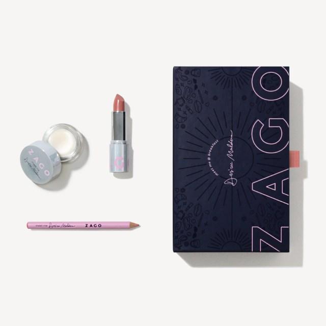 Zago Milano's makeup capsule collection.