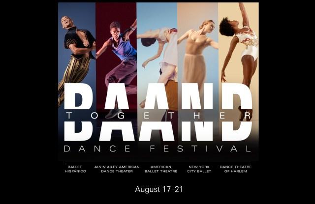BAAND Together Dance Festival