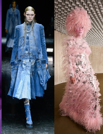 Couture Fall 2021 Trends