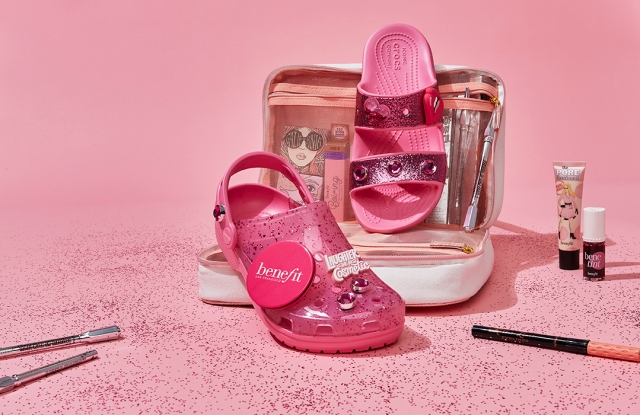 Crocs, Benefit Cosmetics Collaboration: How to Buy, What to Know