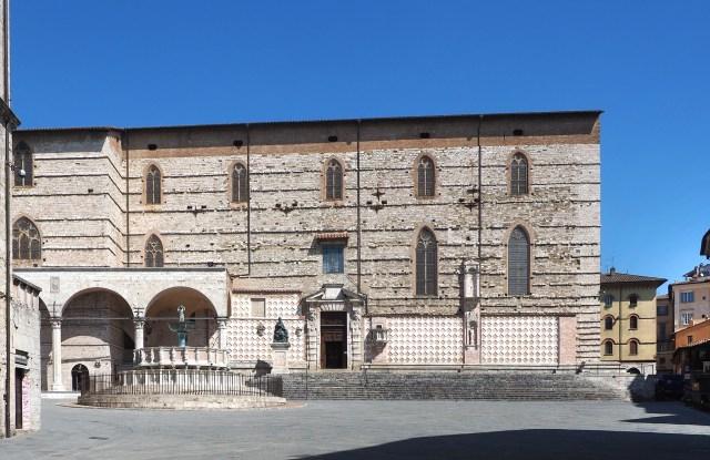 Perugia's San Lorenzo cathedral