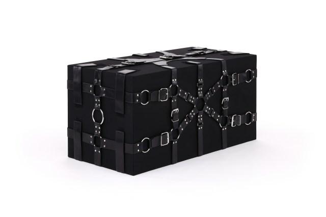 Louis Vuitton, Peter Marino trunk