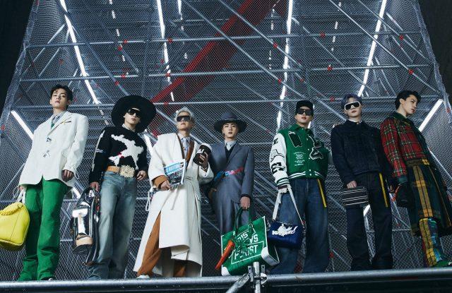 BTS Louis Vuitton