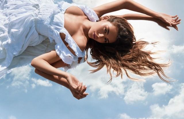 Madison Beer Fronts Victoria's Secret Tease Creme Cloud Fragrance