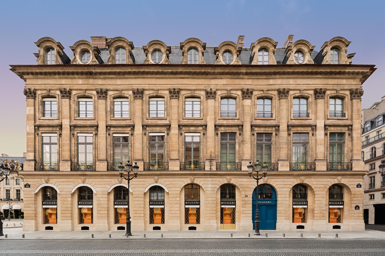 Bulgari store on Place Vendôme