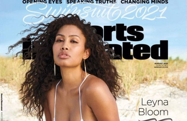 2021 Sports Illustrated Swimsuit Issue Covers: Leyna Bloom