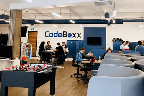 A CodeBoxx campus.