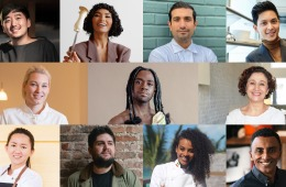 The ten chefs creating a plant-based menu for this year's Met Gala.