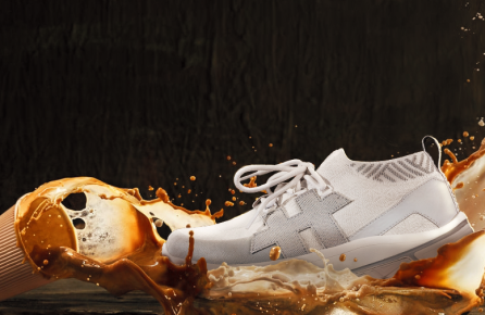 Rens, Finnish, sustainable, performance, sneaker, material innovation, design, crowdfunding