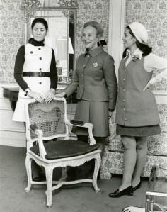 Estée, Evelyn et Jo Carole Lauder