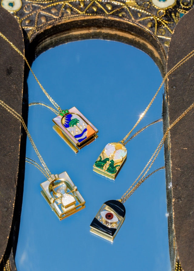 L'Atelier Nawbar's 'Fragments of Beirut' collection
