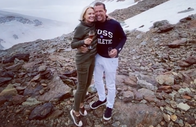 Hugo Boss' Daniel Grieder and Louise Camuto Become Engaged.jpg