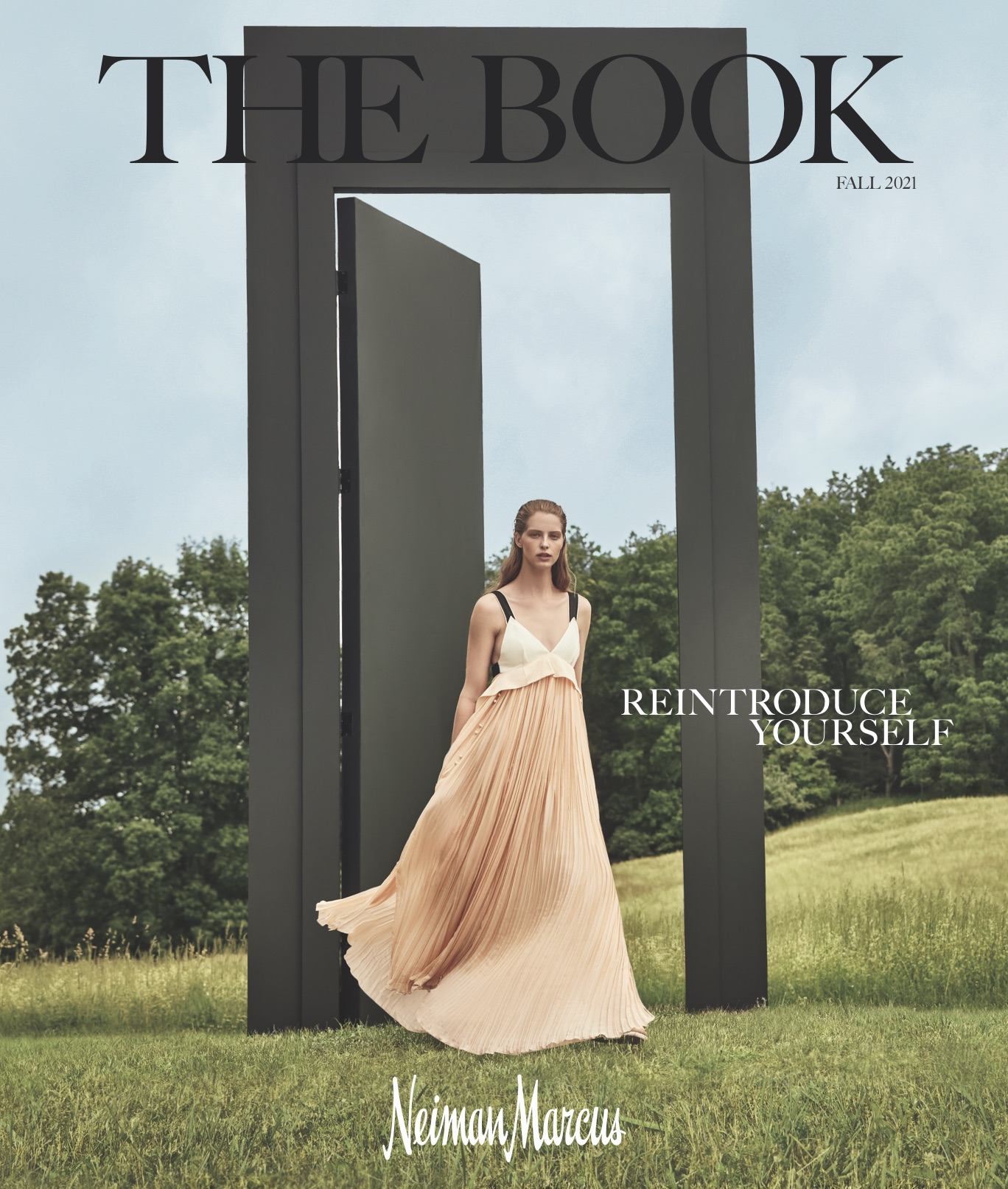 The cover of The Book fall edition.