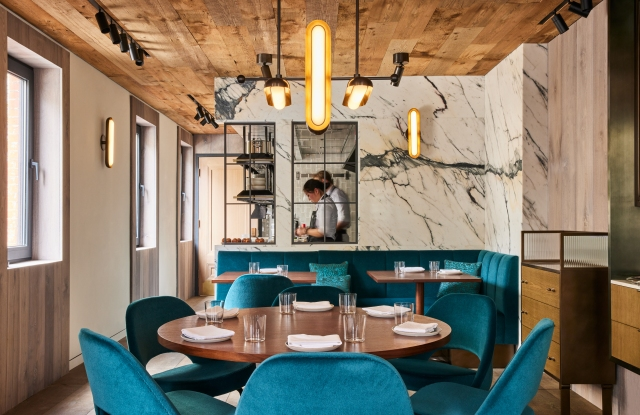 One White Street Is the Hot New Restaurant Located in a TriBeCa Town House.jpg