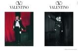 Teddy Corsica starring in Valentino fall 2021 men's campaign.