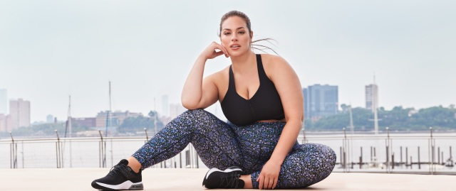 Ashley Graham Tapped as Knix's First Global Brand Ambassador