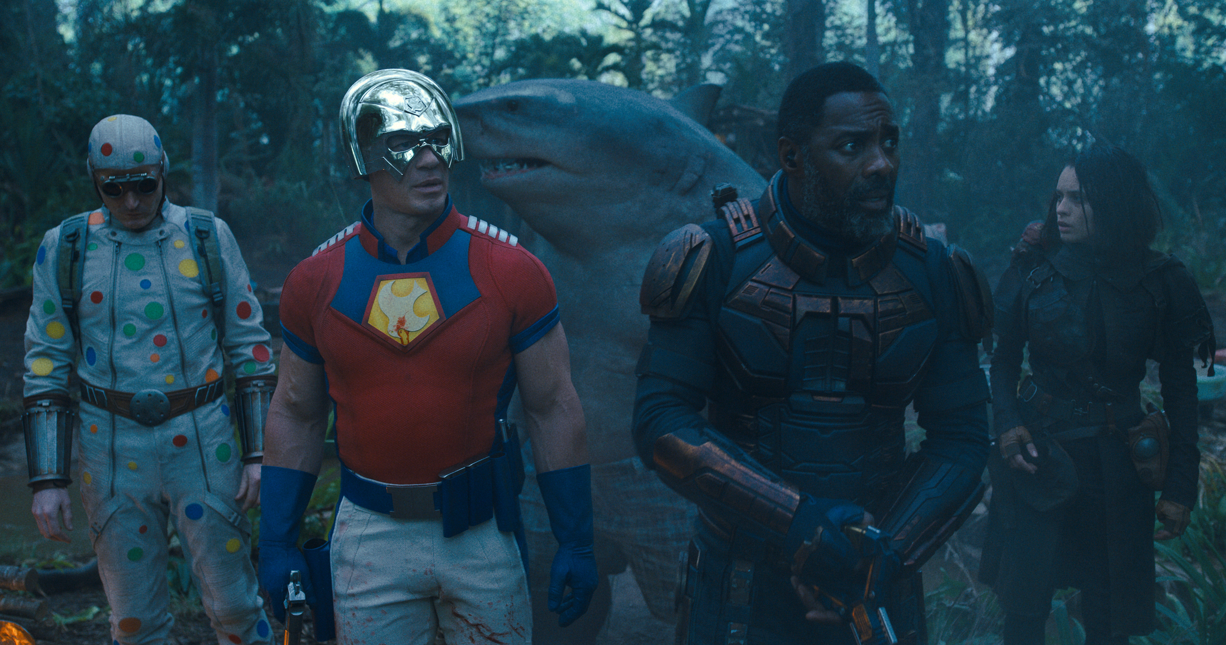 'The Suicide Squad' Movie Costume Breakdown: Photos, Exclusive Details