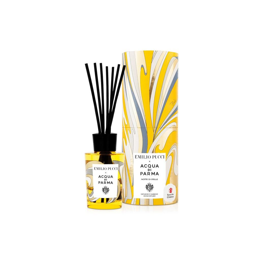 The Notte di Stelle scent diffuser.