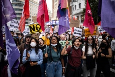 Youth Stage First Global Climate Strike Since thePandemic