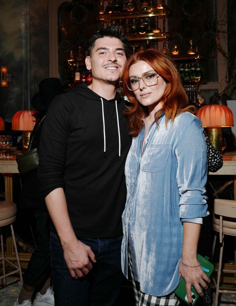 Mario Dedivanovic et Katie Jane Hughes