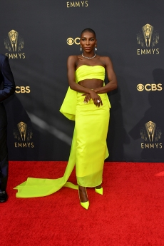 The 10 Best Dressed at the Emmys2021