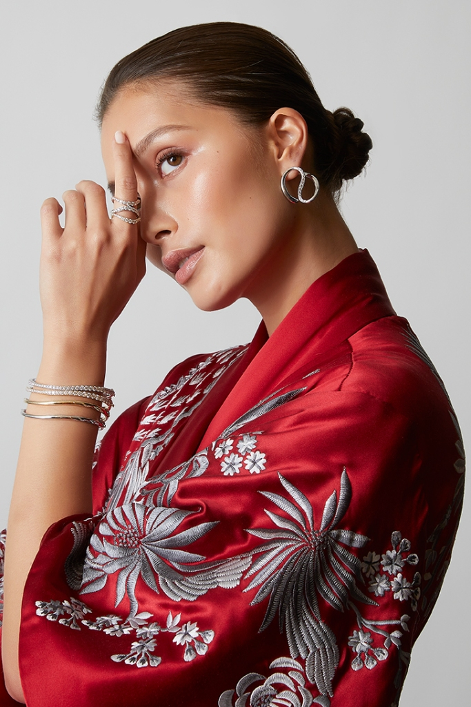 Josie Natori jewelry