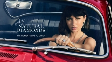 Ana de Armas Once Again Fronts Natural Diamond CouncilCampaign