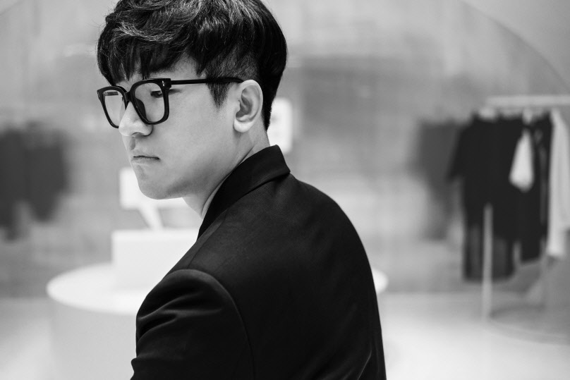 Münn's creative director Hyun-min Han.