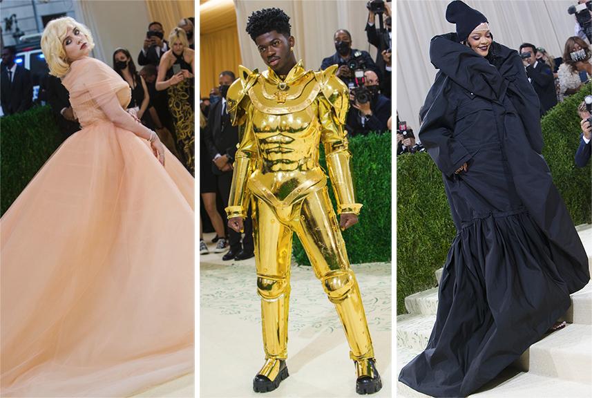 Best Dressed at the Met Gala 2021 – WWD - WWD