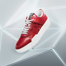 For Serious Sneaker Lovers, Luxury in a High-tech, VirtualShowroom