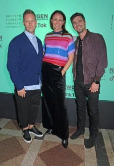 TikTok, Clearpay Cohost Dinner for London FashionWeek