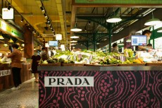Prada Takes Over Shanghai Wet Market for Fall CampaignLaunch