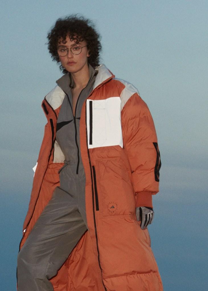 Ella Emhoff Earth Explorer Stella McCartney Adidas