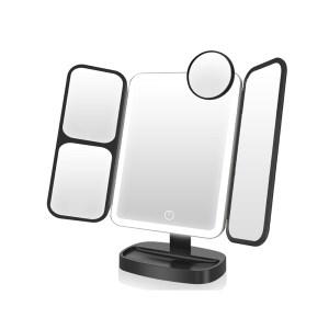 Miroir ultra-mince à trois volets Easehold