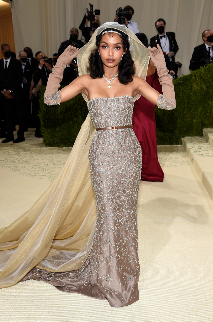 Met Gala 2021 Best Jewelry on the Red Carpet